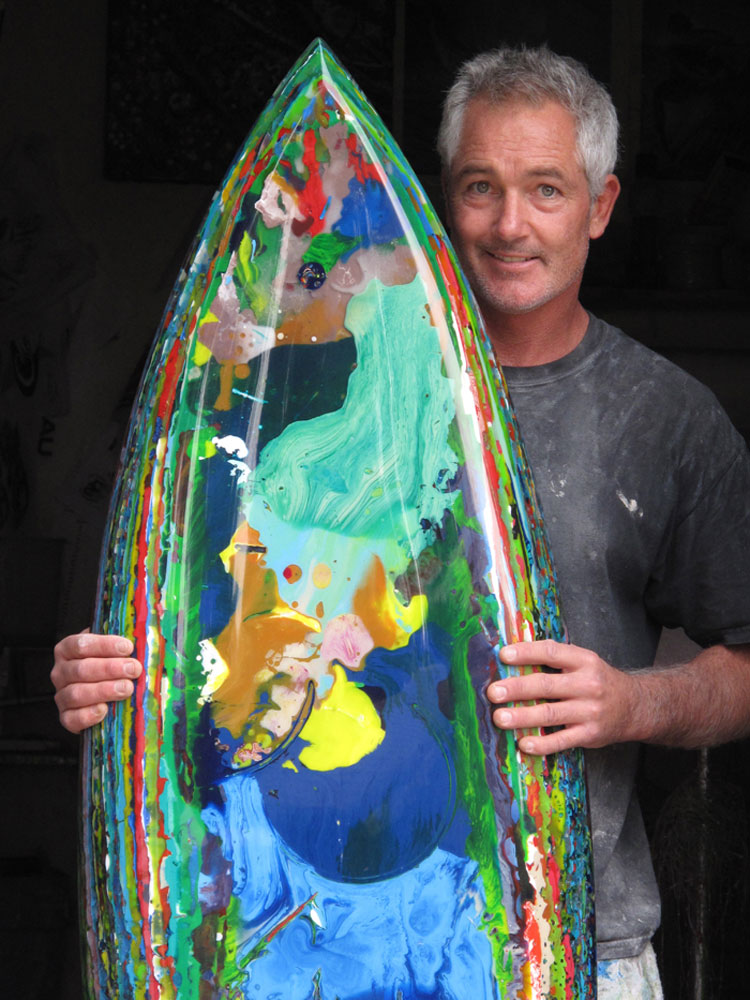 Vince Broglio | The Resin Artist